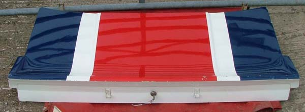 Nissan 240RS Boot Lid